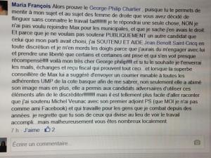 post maria françois st cricq